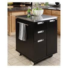 Stainless Kitchen Islands Kitchen Furniture Black Stainless Kitchen Islands With Seating And