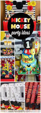 Halloween 1st Birthday Party Ideas by Best 25 Mickey 1st Birthdays Ideas On Pinterest Mickey Mouse