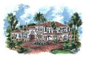 luxury home blueprints luxury home plans mediterranean wdg f2 7216 14736 home design