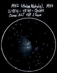 m42 adirondack astronomy