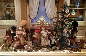 entertaining views from cincinnati antique christmas at the taft