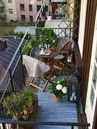Small Garden Balcony Ideas by Colorful Balconies With Small Balcony Decoration Ideas Trends