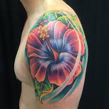 Which State Has A Hibiscus by 33 Hibiscus Flower Tattoos With Unique And Colorful Meanings