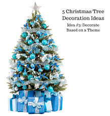 Beach Christmas Tree Topper - 5 christmas tree decoration ideas rudolph u0027s christmas trees