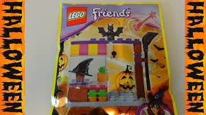 lego friends halloween shop bricks promo polybag 561410 ハロウィン