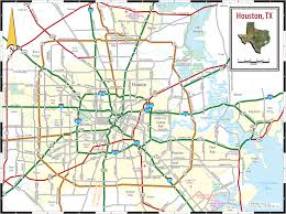 Austin Tx Maps by Houston Texas City Map Houston Texas Usa U2022 Mappery