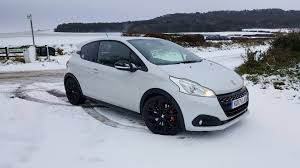 peugeot 208 gti 2016 top of the class peugeot 208 gti by peugeot sport review