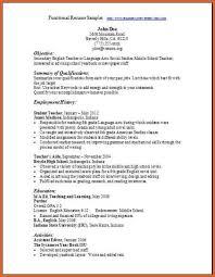functional resume layout functional resume template resume name
