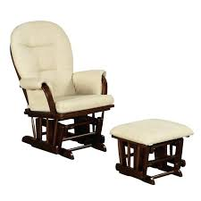 coaster chenille glider and ottoman in chocolate coaster glider with ottoman coaster glider recliner with ottoman