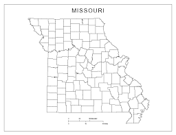 Zip Code Map Missouri by Maps Of Missouri