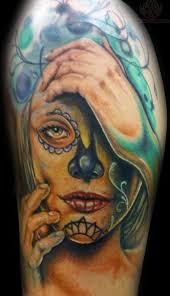 Girly Tattoo Sleeve Ideas Flower Half Sleeve Tattoos Url U003dhttp Www Tattoostime Com Sugar
