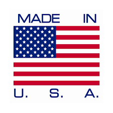 made in the usa labels 3 4 x 3 4 free shipping