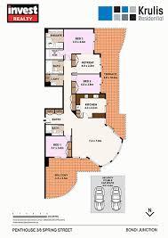 penthouse 3 8 spring street bondi junction u003e krulis residential