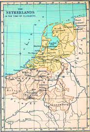 Map Of Europe 1600 History Map Archive 1501 1600