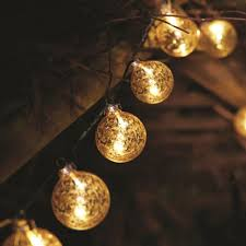 battery operated christmas lights lowes diy battery operated christmas lights stellar baubles gold powered