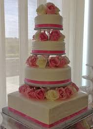 aprils cakes gallery quinceanera cake white round white pink roses