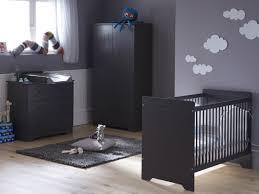 chambre complete bebe chambre bébé complète lit sommier armoire commode anthracite