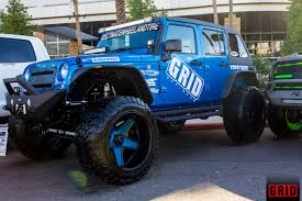 jeep wheels grid off road sema coverage savini wheels