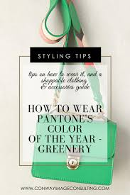 pantone 2017 colors of the year to wear pantone u0027s color of the year greenery