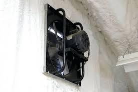 in wall exhaust fan for garage exhaust fan for garage garage solar powered exhaust fan for garage