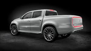 mercedes 6 wheel pickup mercedes benz x class pick up concept revealed photos 1 of 22