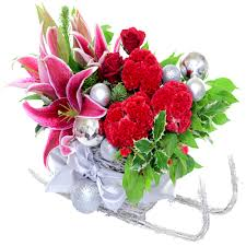 Flower Shops Open On Sundays - christmas gift hamper and flower delivery christmas new year