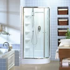 Shower Stalls For Small Bathrooms Clocks Menards Shower Enclosures Walk In Shower Kits Home Depot