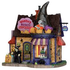 spooky town lemax spooky town