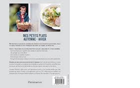 tf1 recettes de cuisine mes petits plats automne hiver de laurent mariotte editions