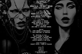 luizo vega presents halloween 31 dracula is not dead cinema