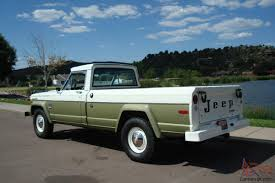 jeep gladiator 1967 amc jeep gladiator j4000 pickup