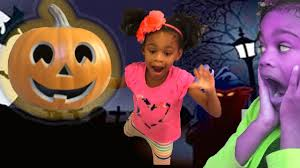 kids shopping trip pumpkin youtube kids family out at walmart