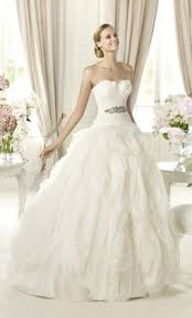 pronovias benicarlo 1 500 size 8 sample wedding dresses