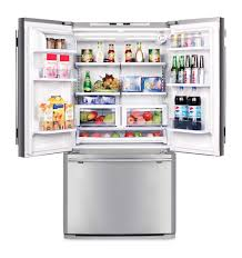 Fridge Cabinet Size Best French Door Refrigerators