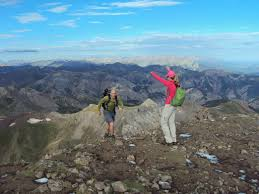 Colorado 14er Map by Colorado U0027s Top Ten Must Hike 14ers