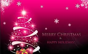 merry and happy holidays