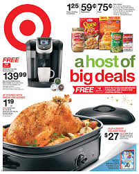 target black friday deals november