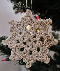 snowflake christmas tree skirt crochet pattern white christmas