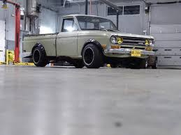 stanced nissan hardbody datsundrifttruck by lance sugi via flickr minitrucks