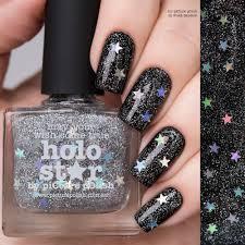 polish holo star