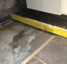 levelling uneven concrete floors how to level creative
