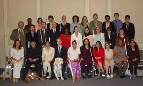 National Federation Of Blind 2006 Scholarship Class Of The National Federation Of The Blind