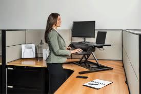 level up 32 pro standing desk converter lvlup pro32 bk