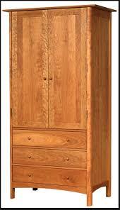 Shaker Style Armoire Let U0027s Talk Wood Lupe U0027s Shaker Cabinet