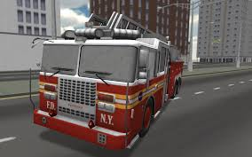 fire truck driving 3d android apps on google play