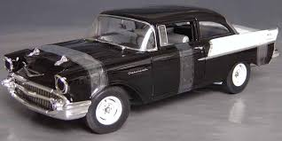Ford Mustang Black Widow 1957 Chevrolet 150