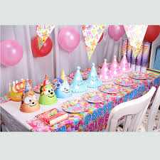 party table covers disposable table cloth happy birthday party table cover