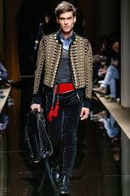 balmain designer balmain news collections fashion shows fashion week reviews