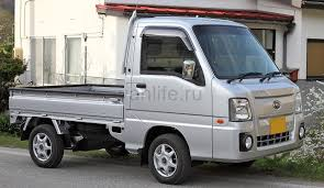 subaru sambar truck маленький грузовичок subaru sambar