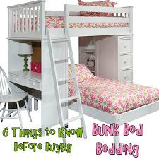 Bed Linen For Girls - six things to consider before you buy bunk bed bedding great tips